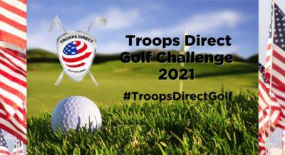Troops Direct Golf Challenge 2021 Blackhawk CA Kerhig Team